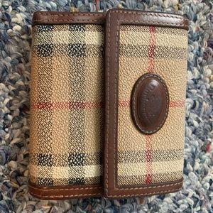Authentic Burberry's Vintage Wallet